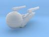 USS Pascal 1/5000 3d printed