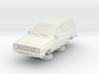 1-76 Escort Mk 2 2 Door Van Round Head Lights 3d printed