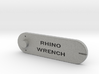 RHINO WRENCH W CENTROID 3d printed