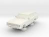 1-87 Ford Cortina Mk3 4 Door Estate Single Hl 3d printed
