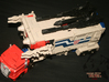 Titans Return Powermaster Prime Shoulder Cannon 3d printed Prototype picture only middle cannon included see shop