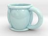 Cauldron Cup 3d printed