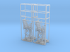 Propane Loading Station Z Scale 3d printed 2 Propane loading stations