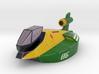 Wild Goose (F-Zero) 3d printed