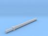 Hollow laser sword 5mm grip 3d printed