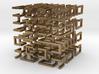 Hilbert Cube, Large 3d printed