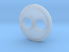O Scale Dual Sealed-Beam Headlight Housing 3d printed