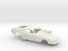 1/18 67 Pro Mod Mustang GT W Snorkel Scoop 3d printed