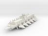 Sondor Siege Bireme 3d printed
