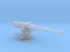 1/48 USN 4 inch 50 (10.2 cm) Sub Deck Gun 3d printed