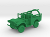 1/110 Scale M506 hydrogen peroxide servicer truck  3d printed