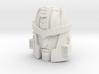 Beast Wars Dinobot, Show Face (Titans Return) 3d printed