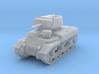 PV145B Ram II Cruiser Tank (1/100) 3d printed