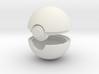 Pokeball Ring Box 3d printed