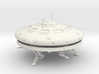 Round Edge Saucer Kit-1 (5 in. Dia.) 3d printed