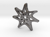7-Pointed Knotwork Faery Star 3d printed