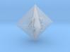 d4 Concave Octahedron 3d printed
