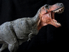 """Tyrannosaurus rex 1/72 Krentz 3d printed PLEASE NOTE- This is 1/40 model (12"""" long) that is available at www.dansdinosaurs.com or www.urzeitshop.de.  It is basically the same as the Shapeways only bigger with greater details"""