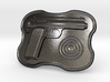 Frommer Stop 1912 Belt Buckle 3d printed
