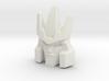 Galvatron Face, Helmet Sized (Titans Return) 3d printed
