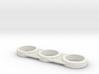 Alcatraz - Fidget Spinner - EDC 3d printed