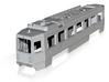 N Scale SEPTA Kawasaki LRV Single-End MK.2 Improve 3d printed