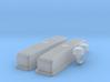 1/18 Buick Nailhead Center Filler Valve Covers 3d printed