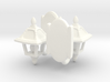 Lamp Sconce Studs 3d printed