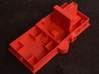 Second Temple 4A 3d printed This print has sharp corners and crisp details