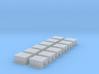 New York Dock Carfloat Toggle Pocket - Single Styl 3d printed