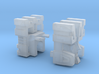 "Groovy Guardian's Head ""G1"" for Combiner Wars 3d printed"