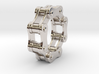 Violetta L. - Bicycle Chain Ring 3d printed