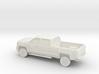 1/87 2015 Chevrolet Silverado 3d printed