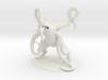 Froghemoth Miniature 3d printed