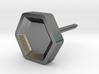 hexagon studs 3d printed