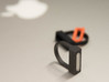 MetaRing - Dreamer Dia 19mm - Ring Body Only 3d printed multiple material