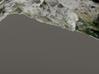 Mt. Hood, Oregon, USA, 1:25000 Explorer 3d printed