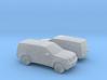 1/148 2X 2004-13 Nissan Pathfinder 3d printed