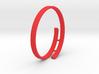 Bag Bracelet 3d printed