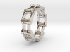 Violetta S. - Bicycle Chain Ring 3d printed