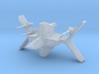 Dustmaker Imperial Gunship (1/270) 3d printed