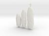 HOPh01 Menhirs 3d printed