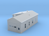Warehouse Work Shop Z Scale 3d printed Small warehouse z scal