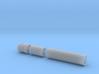 SUPER SET Row paving & herringbone bond rollers H0 3d printed
