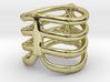 Thorsten 4 Rib - Ring 3d printed