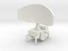 1/144 Scale Hawk Missile PAR (Pulse Acquisition Ra 3d printed