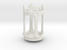 Lantern Crown Miniature 3d printed
