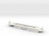 Chassis Johannesburg Streamliner 4mm 3d printed