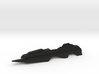 Submarine_stardust2 3d printed