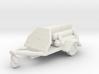 1/144 Scale USN O2 N2 Cart 3d printed